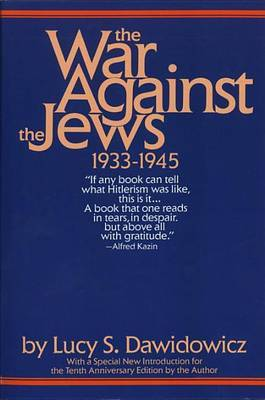 War Against The Jews
