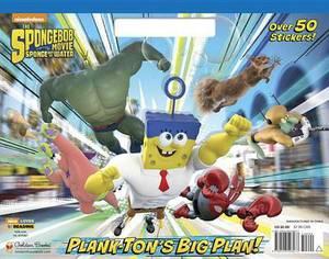 Plank-Ton's Big Plan! (Spongebob Squarepants)