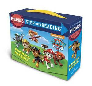 Paw Patrol Phonics Box Set