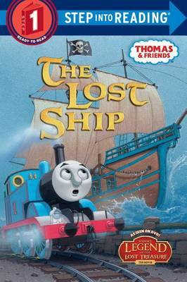 The Lost Ship (Thomas & Friends)