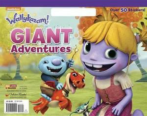 Giant Adventures (Wallykazam!)