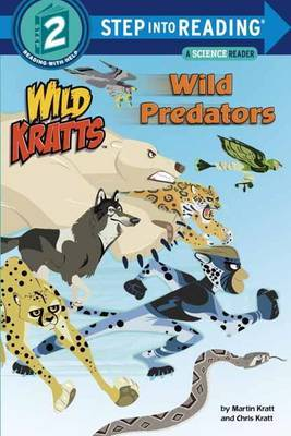 Wild Predators (Wild Kratts) Step Into Reading Lvl 2