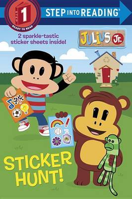 Sticker Hunt! (Julius Jr.)