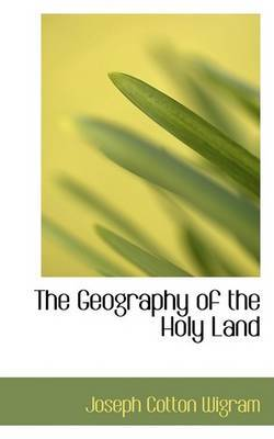 The Geography of the Holy Land