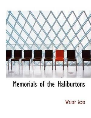 Memorials of the Haliburtons