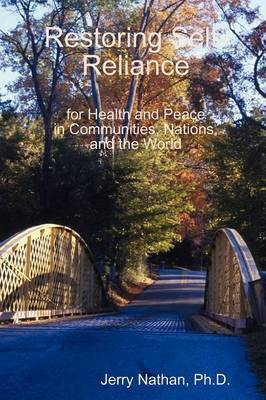 Restoring Self-Reliance