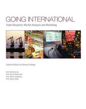 Going International: Trade Research, Market Analysis and Marketing