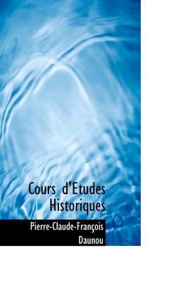 Cours D' Tudes Historiques