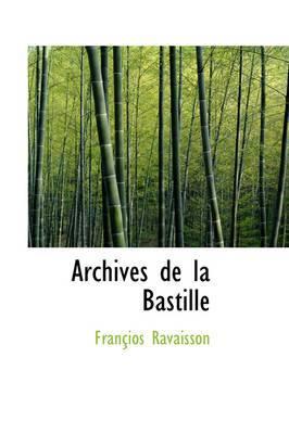 Archives de La Bastille