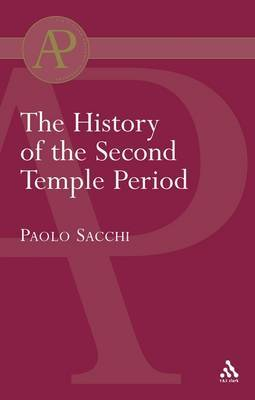 The History of the Second Temple Period