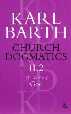 Church Dogmatics Classic Nip II.2