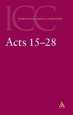 Acts 15-25