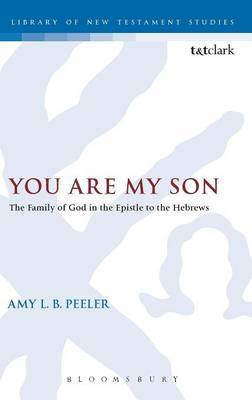 You are My Son: The Family of God in the Epistle of the Hebrews