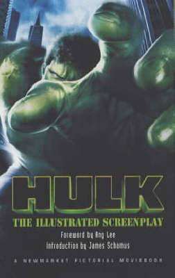 The  Hulk : The Illustrated Screenplay