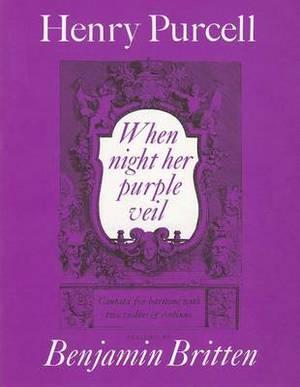 When Night Her Purple Veil