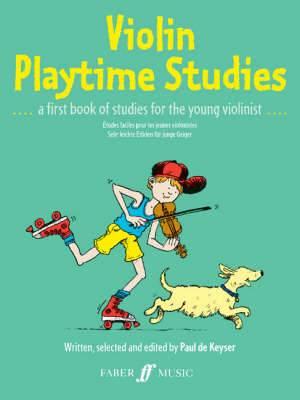 Violin Playtime Studies: (Solo Violin)