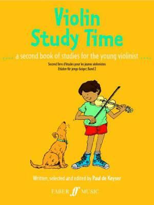 Violin Study Time: (Solo Violin)