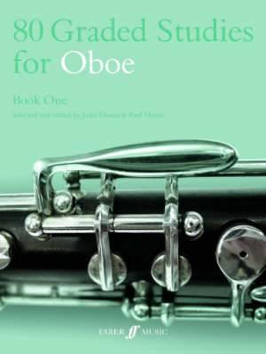 80 Graded Studies for Oboe: Bk. 1