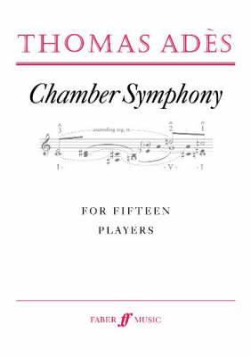 Chamber Symphony: (Score)