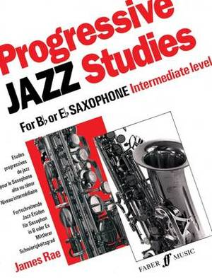 Progressive Jazz Studies 2: (Saxophone)