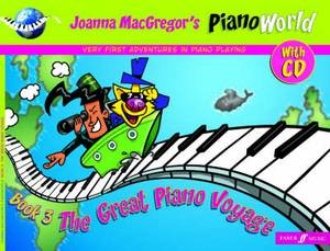 The Great Piano Voyage: v. 3