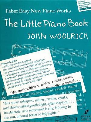 The Little Piano Book: (Piano)