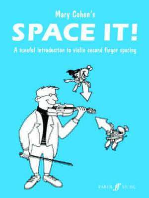 Space It!: (Tuneful Intro Violin 2nd Finger)