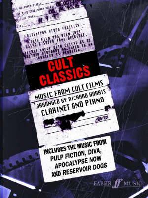 Cult Classics: (Clarinet and Piano)