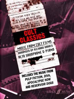Cult Classics: (Alto Saxophone and Piano)