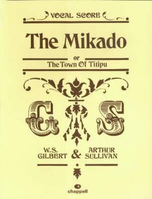 The Mikado: (Vocal Score)