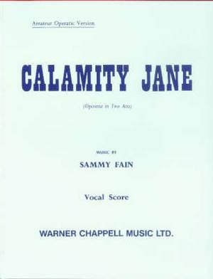 Calamity Jane (vocal Score)