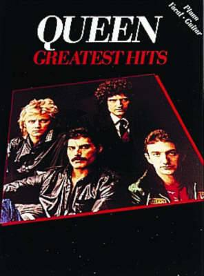 Queen  Greatest Hits: Piano, Vocal and Guitar: v. 1