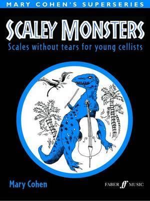 Scaley Monsters: (Solo Cello)