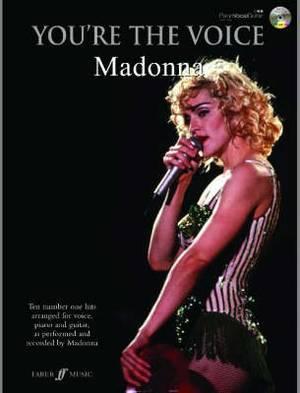 Madonna: (Piano/ Vocal/ Guitar)