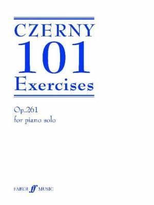 101 Exercises: (Piano)