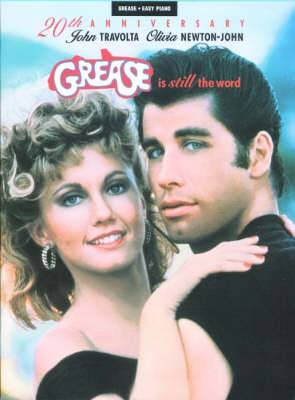 Grease  20th Anniversary: (Easy Piano)