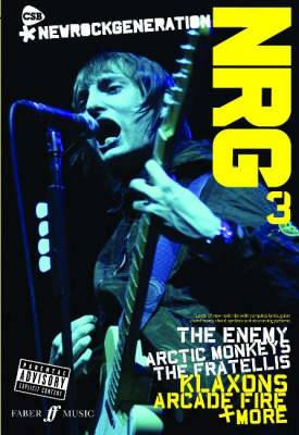 The New Rock Generation: (Chord Songbook): Pt. 3