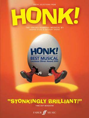 Honk!: Vocal Selectiions (Piano/Vocal/Guiatar)