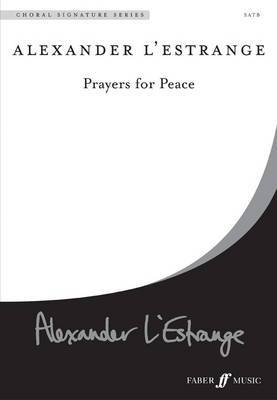 Prayers for Peace: SATB