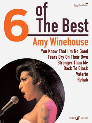 Amy Winehouse: (Piano, Vocal, Guitar)