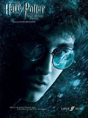 Harry Potter and the Half-blood Prince: (Piano Solo)