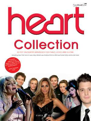Heart FM: The Collection: (Piano, Vocal, Guitar)
