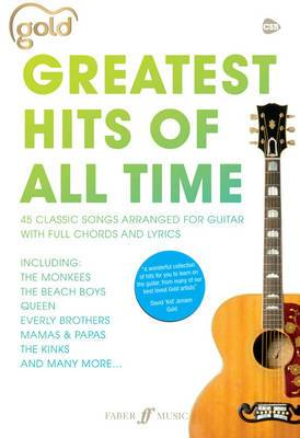 Gold: Greatest Hit of All Time: Chord Songbook