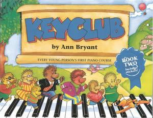 Keyclub Pupil's Book 2: (Piano)