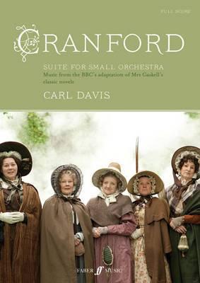 Cranford Suite (Score): Suite for Small Orchestra