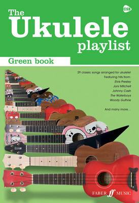 The Green Book: Ukulele Chord Songbook