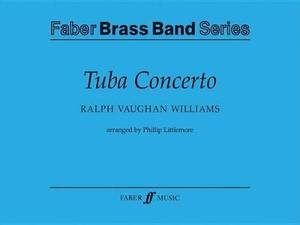 Tuba Concerto.: (Score and Parts): Brass Band