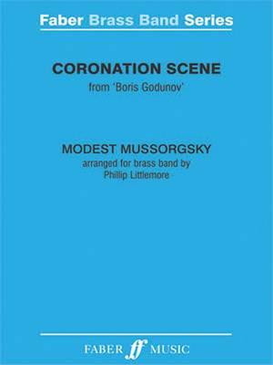 Boris Godunov -- Coronation Scene: Conductor Score, Score