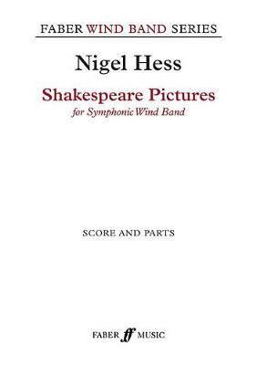Shakespeare Pictures: Score & Parts, Score & Parts
