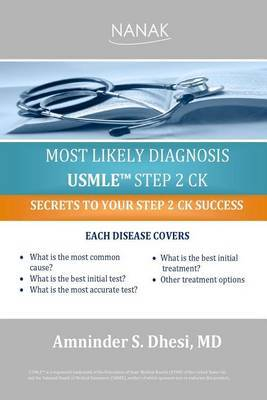 Most Likely Diagnosis USMLE Step 2 Ck